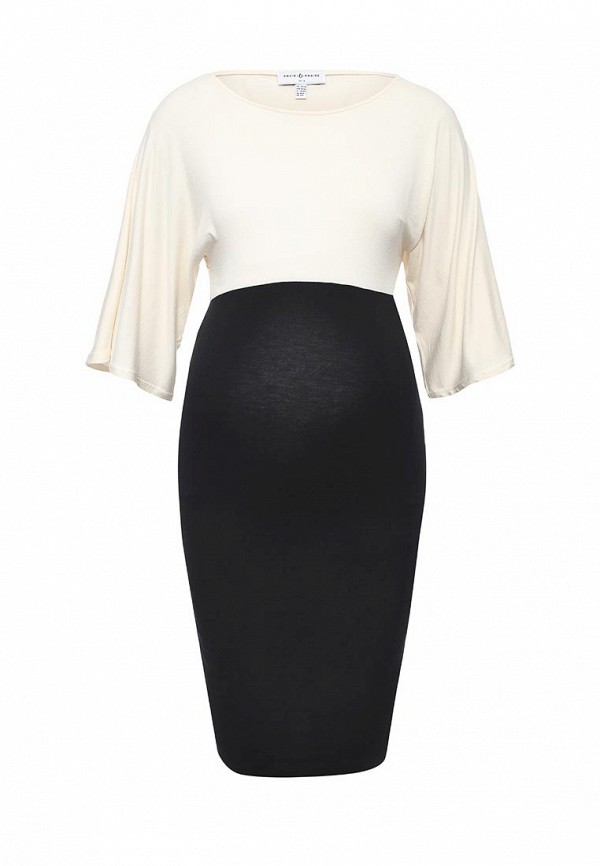Купить Платье Envie de Fraise, en012ewpfx31, черный, Весна-лето 2017