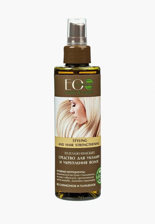 Купить Спрей для укладки EO laboratorie, и укрепления волос разглаживающий, 200 мл, EO001LWLZF77, Осень-зима 2018/2019