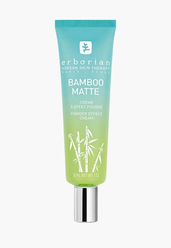 Купить Крем для лица Erborian, Bamboo Matte, 30 мл, er013lwbyeh3, прозрачный, Весна-лето 2019