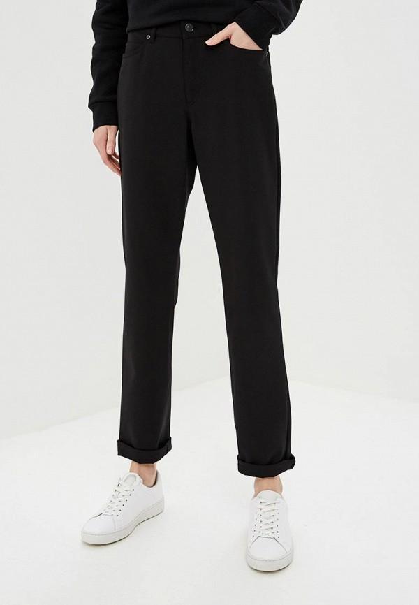 женские повседневные брюки escada, черные