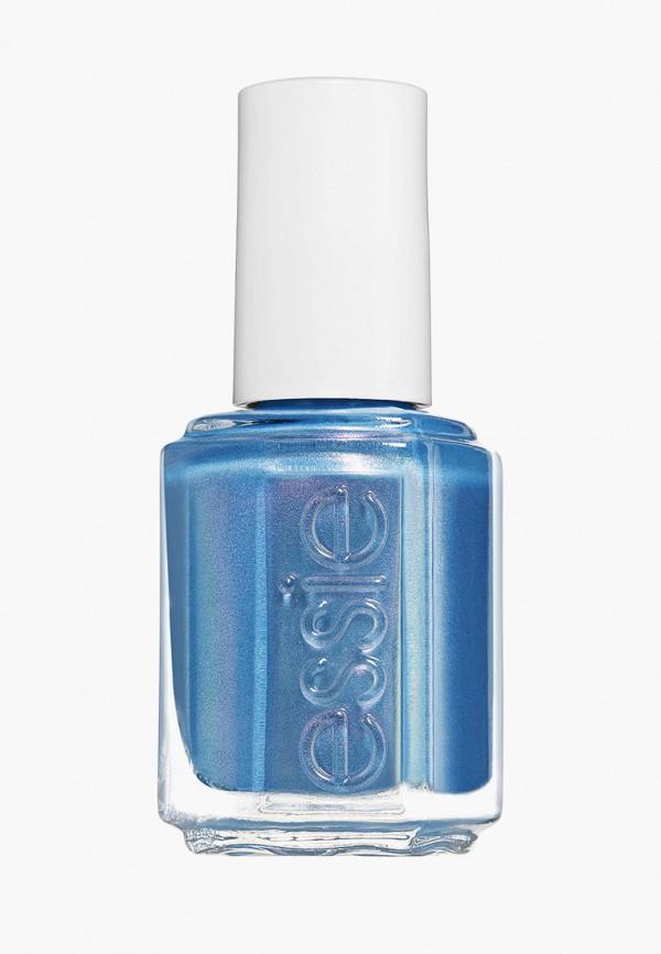 лак для ногтей essie, голубой