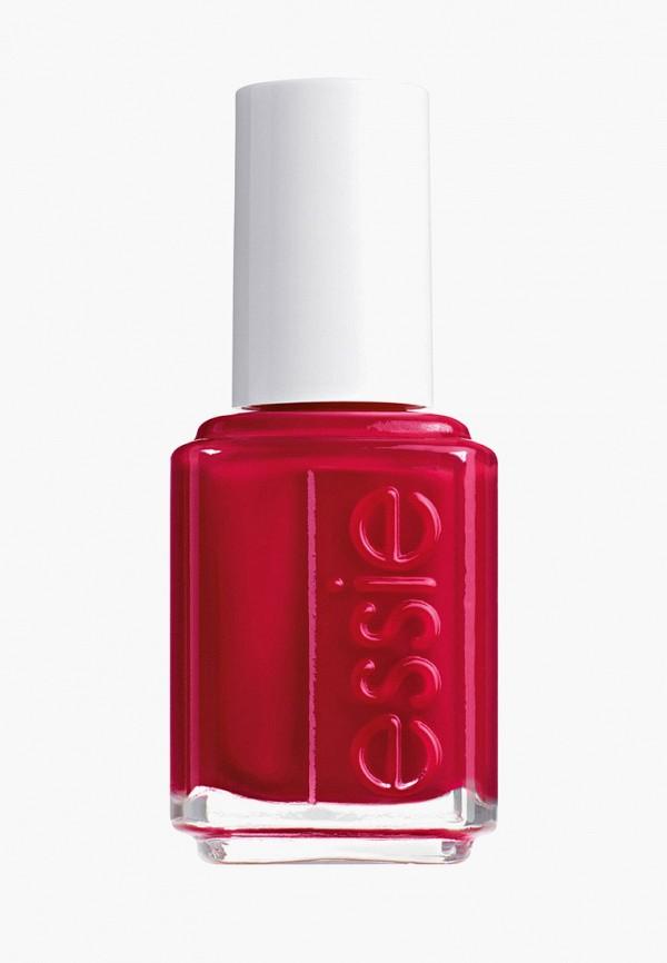 лак для ногтей essie, красный