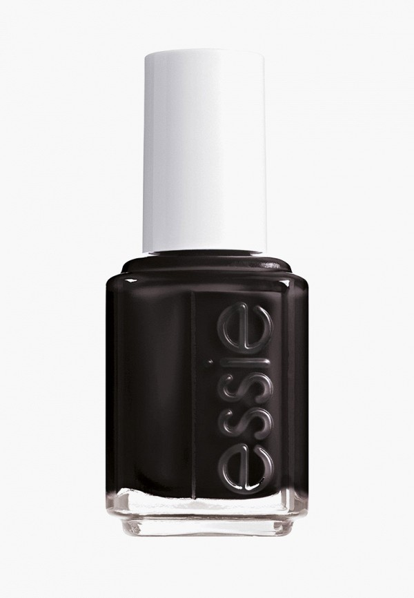 женский лак для ногтей essie, черный