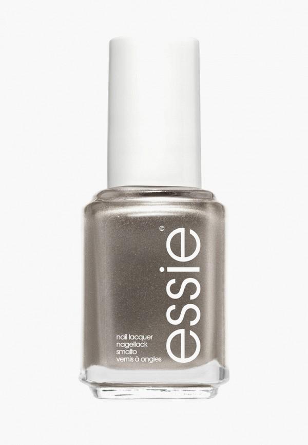 лак для ногтей essie, серебряный