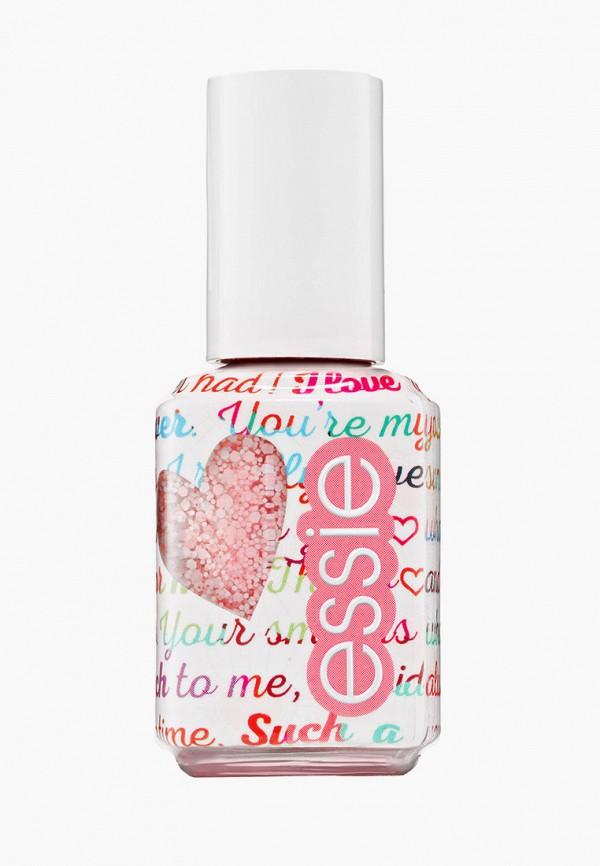 лак для ногтей essie, розовый