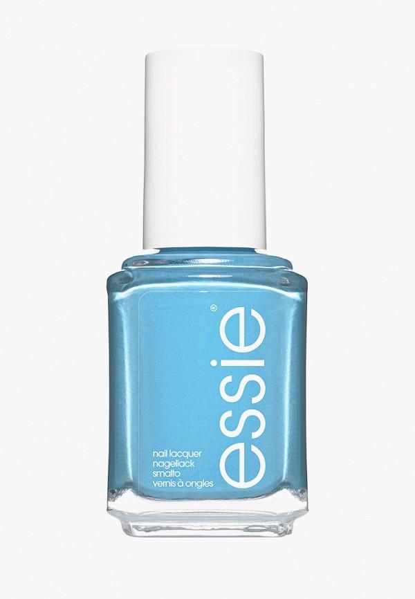 женский лак для ногтей essie, голубой