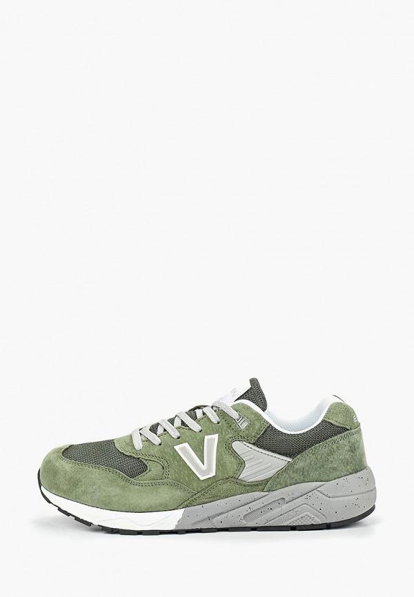 мужские кроссовки escan, зеленые