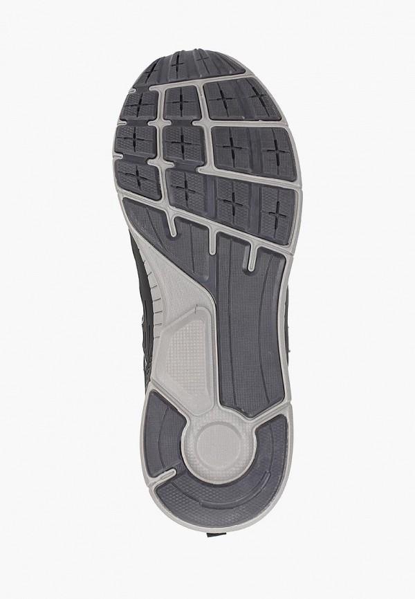 Фото 5 - мужские кроссовки Escan серого цвета