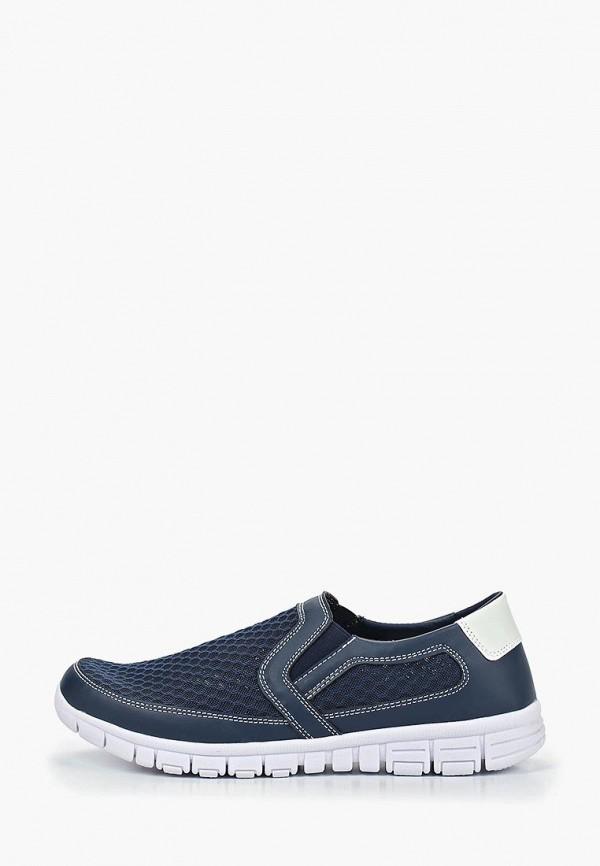 мужские кроссовки escan, синие