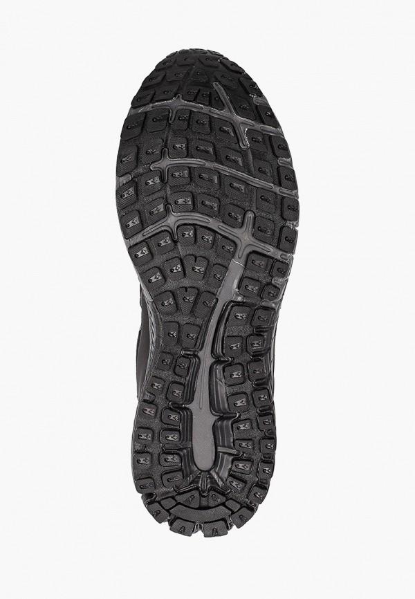 Фото 5 - Мужские кроссовки Escan черного цвета