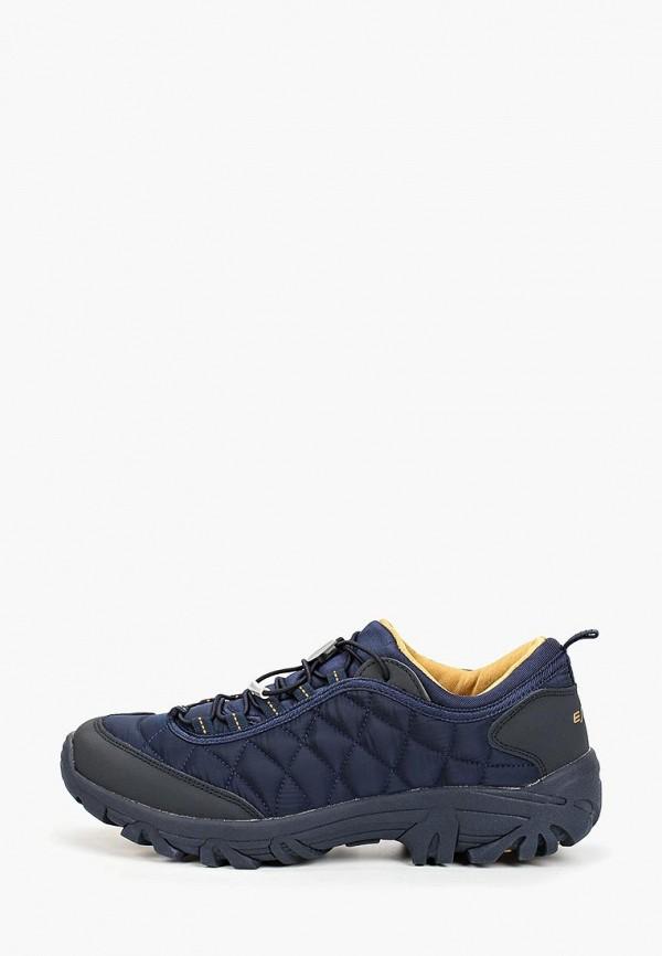 Фото - Мужские кроссовки Escan синего цвета