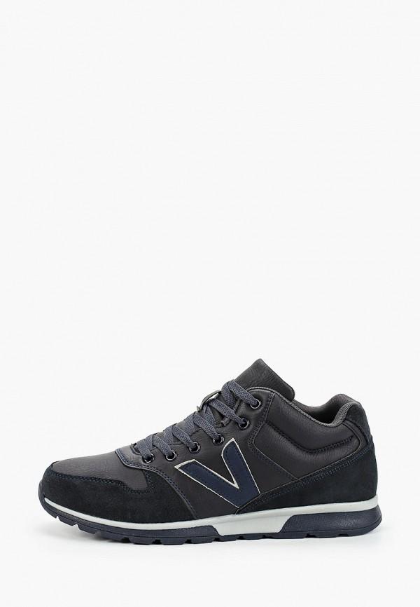 мужские низкие кроссовки escan, синие