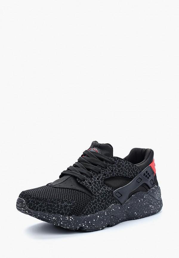 Купить женские кроссовки Escan черного цвета