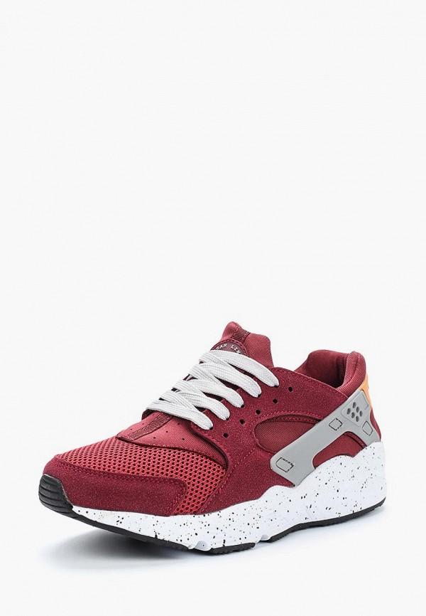 Купить женские кроссовки Escan бордового цвета
