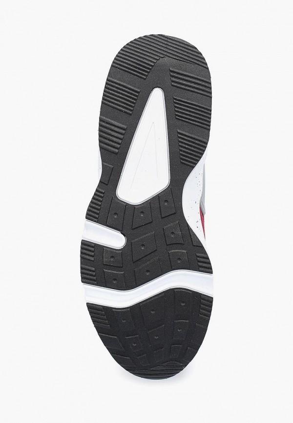 Фото 3 - женские кроссовки Escan бордового цвета