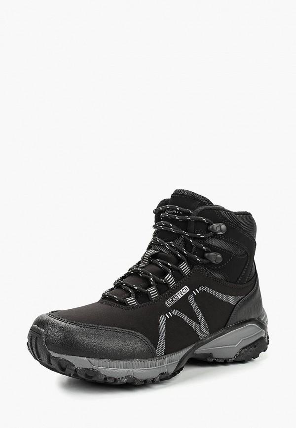 Ботинки трекинговые Escan Escan ES021AWCMCO9 ботинки escan ботинки