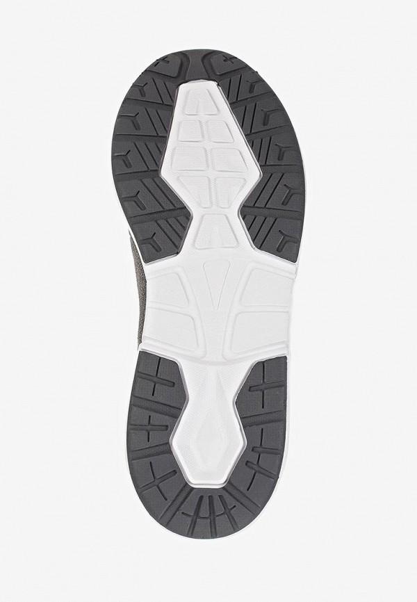 Фото 5 - женские кроссовки Escan серого цвета
