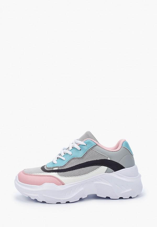 женские кроссовки escan, разноцветные