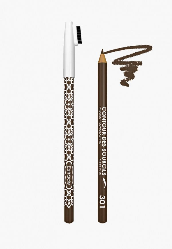 Карандаш для бровей Estrade Estrade ES024LWBGDR3 карандаш для бровей estrade estrade es024lwbgdr6