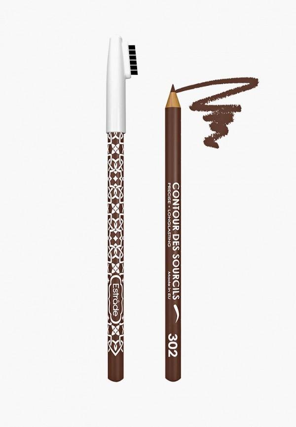 Карандаш для бровей Estrade Estrade ES024LWBGDR4 карандаш для бровей estrade estrade es024lwbgdr6