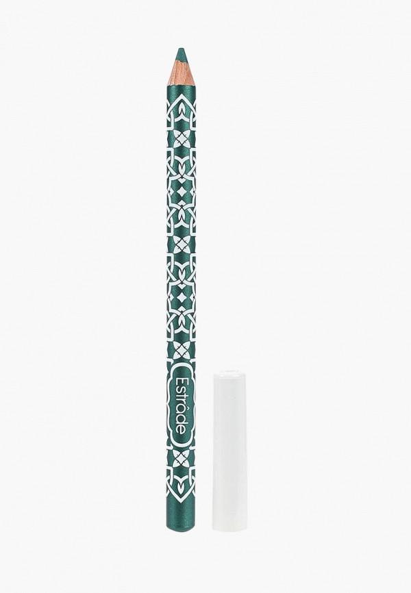 карандаш для глаз estrade, зеленый