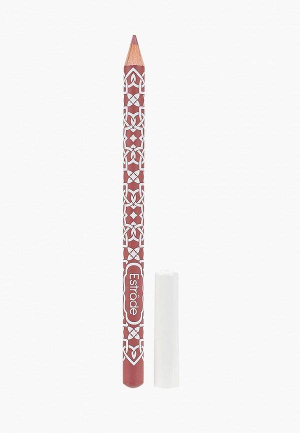 Карандаш для губ Estrade Estrade ES024LWDLIG7 карандаш для бровей estrade estrade es024lwbgdr6