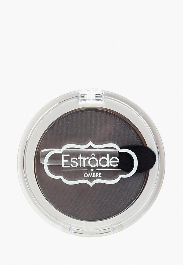 тени для век estrade, серый