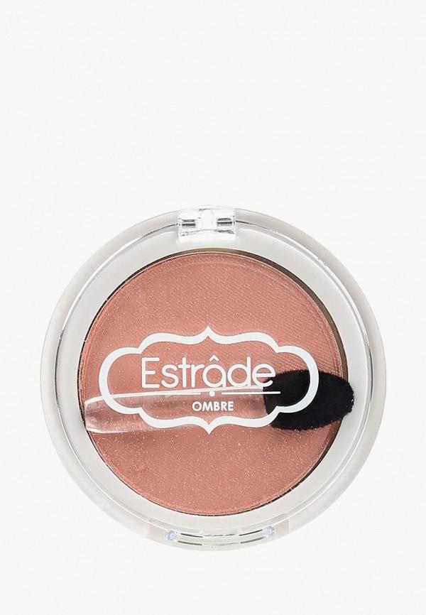 тени для век estrade, розовый
