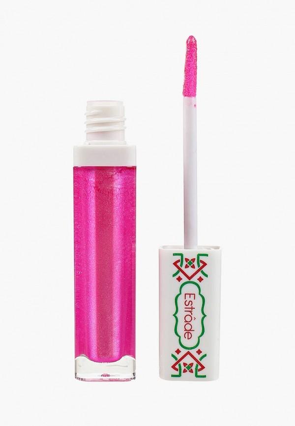 блеск для губ estrade, розовый