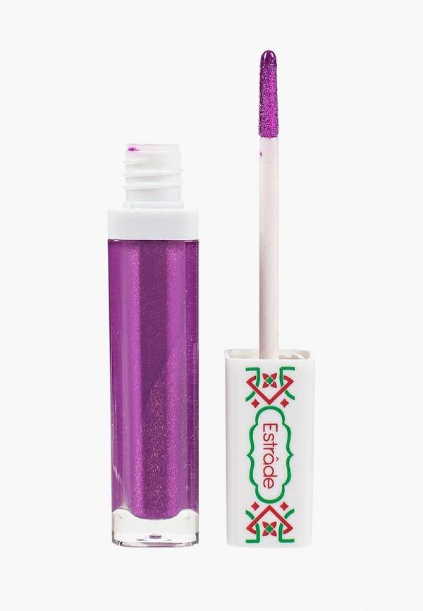 блеск для губ estrade, фиолетовый