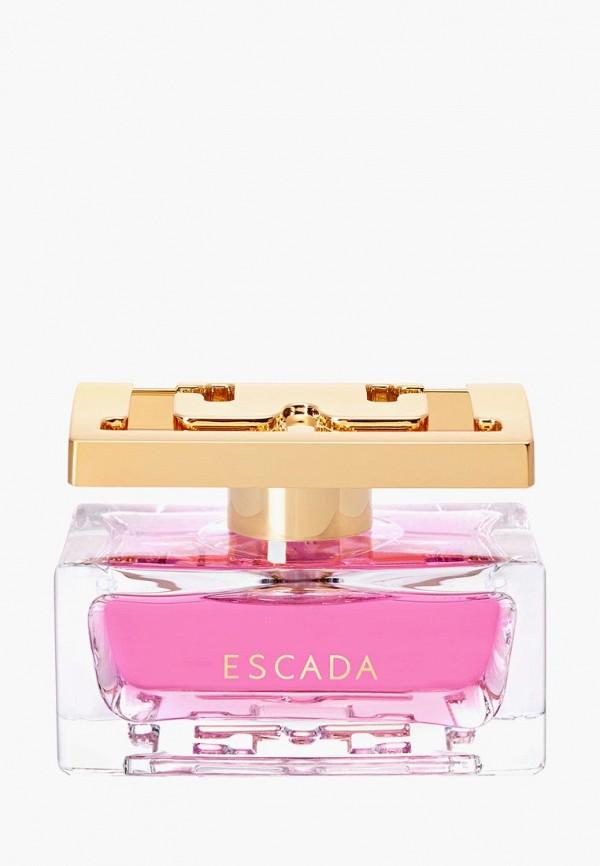 женская парфюмерная вода escada