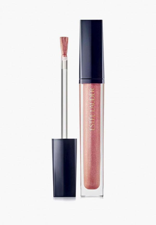 женский блеск для губ estee lauder, розовый