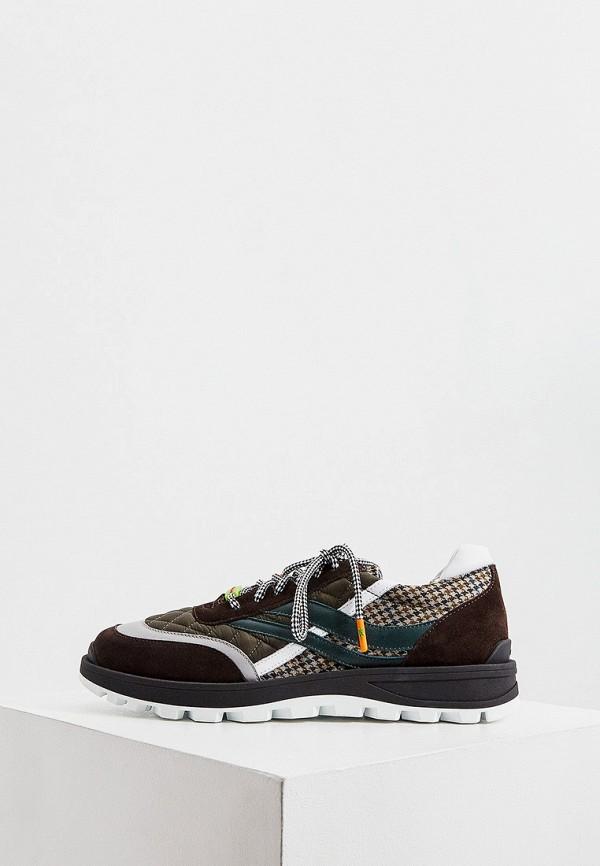 мужские кроссовки etro, разноцветные