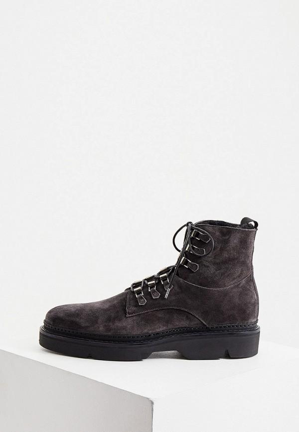 мужские ботинки etro, черные