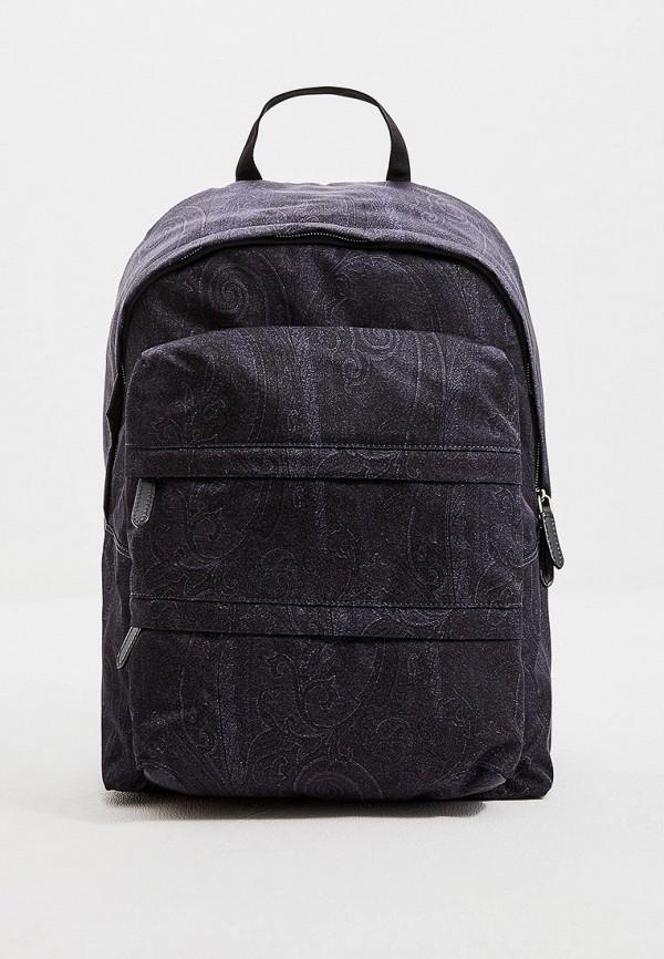 мужской рюкзак etro, синий