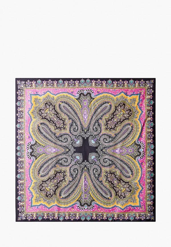 женский платок etro, разноцветный