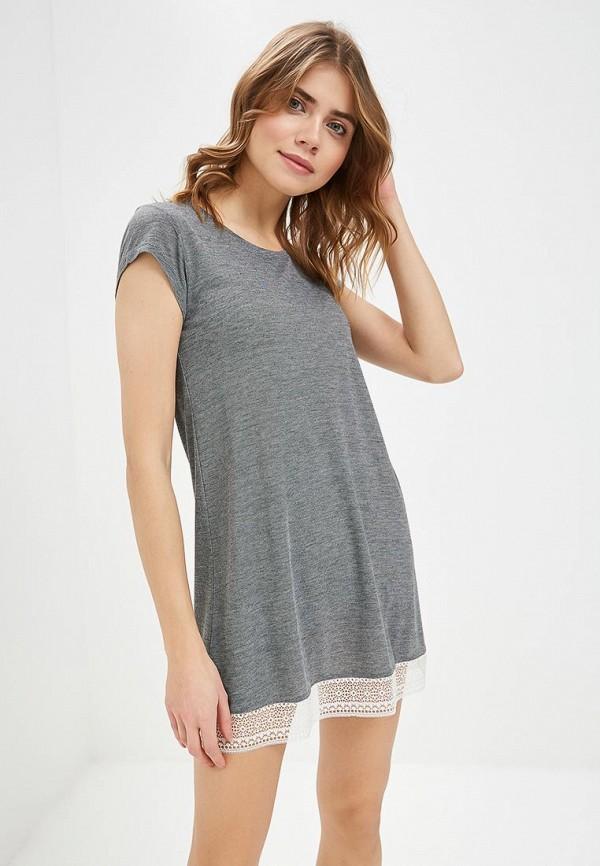 Сорочка ночная Etam Etam ET006EWDGUR8 pikanto ночная сорочка