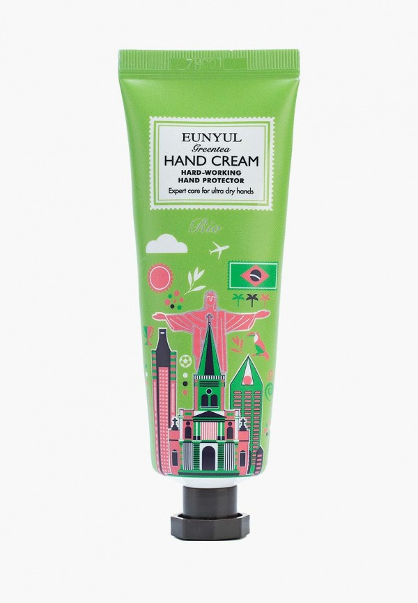 Крем для рук Eunyul Eunyul EU002LWCRPC9 крем для рук eunyul apple mango hand cream объем 50 г