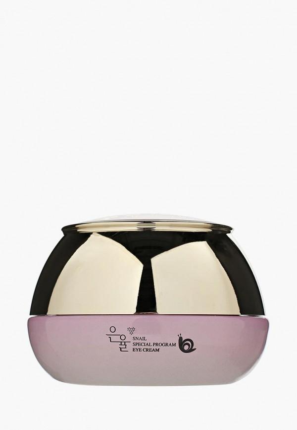 Купить Крем для кожи вокруг глаз Eunyul, с улиточным муцином, EU002LWCRPF4, прозрачный, Осень-зима 2018/2019