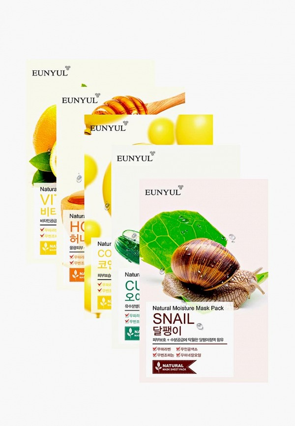 Набор масок для лица Eunyul Eunyul EU002LWFSNZ2 набор масок для лица eunyul eunyul eu002lwhdab2