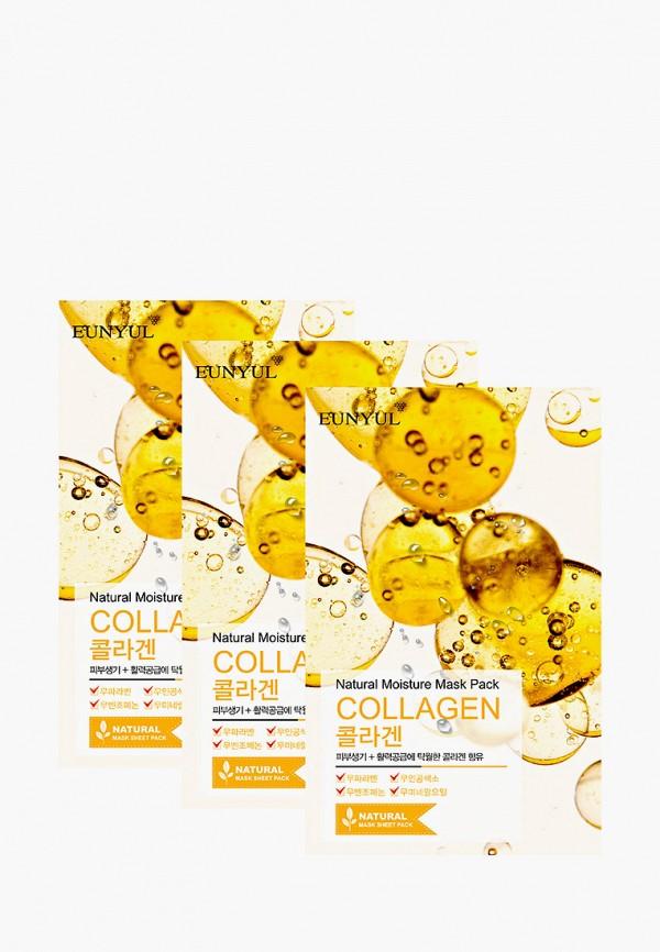 Набор масок для лица Eunyul Eunyul EU002LWHDAA9 набор масок для лица eunyul eunyul eu002lwhdab2