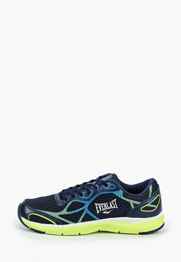 мужские кроссовки everlast, синие