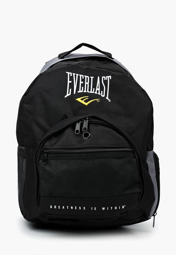 мужской рюкзак everlast, черный