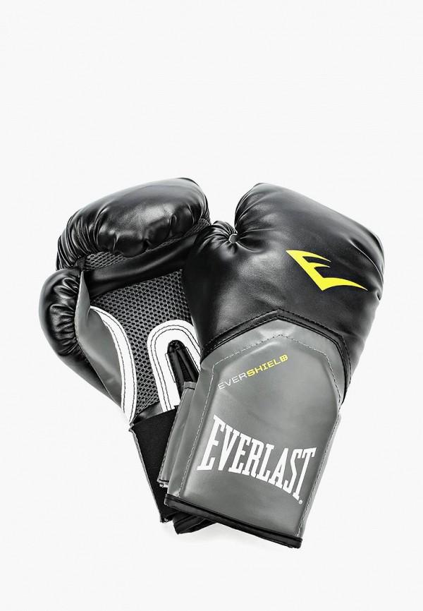 Перчатки боксерские Everlast Everlast EV001DUEAO05 перчатки тренировочные everlast pro style elite цвет черный 16 унций