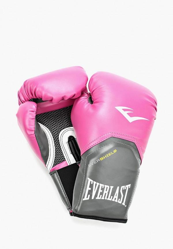 Перчатки боксерские Everlast Everlast EV001DUEAO07 шлем everlast savemax