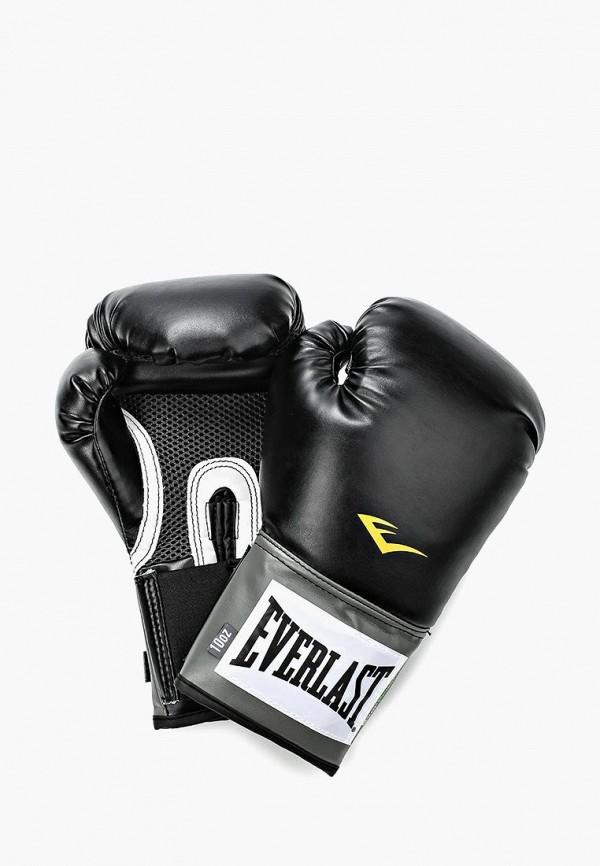 Перчатки боксерские Everlast Everlast EV001DUEAO09 перчатки тренировочные everlast pro style elite цвет черный 16 унций