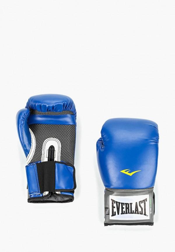 Перчатки боксерские Everlast Everlast EV001DUEKBA1 бинты боксерские everlast цвет розовый длина 3 м