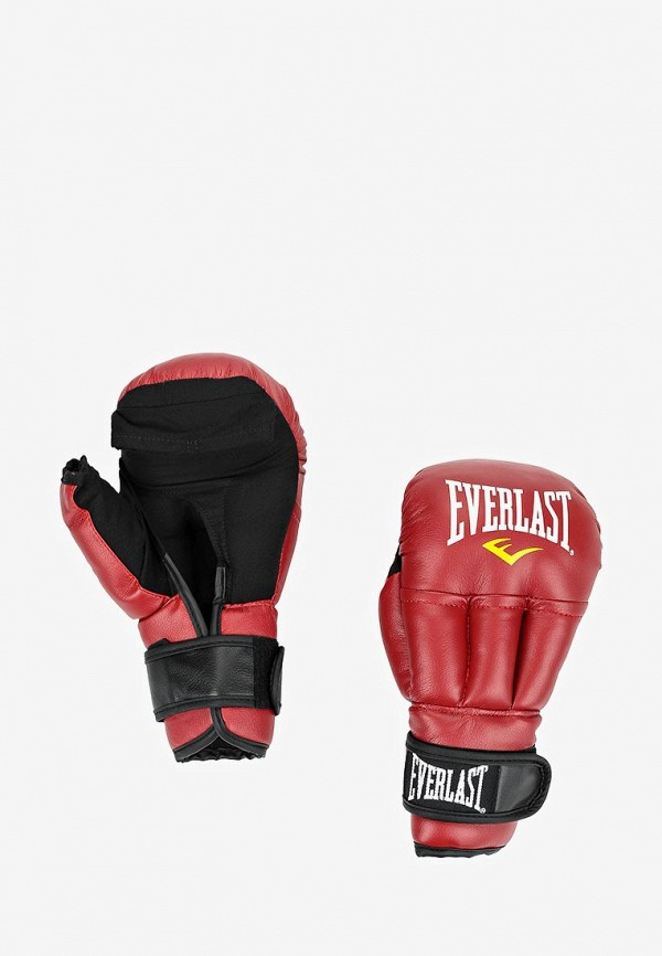 Перчатки боксерские Everlast Everlast EV001DUEKBA2 бинты боксерские everlast цвет бежевый размер 2 75 м 4455pu