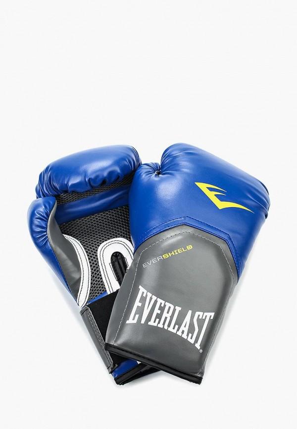 мужские перчатки everlast, синие