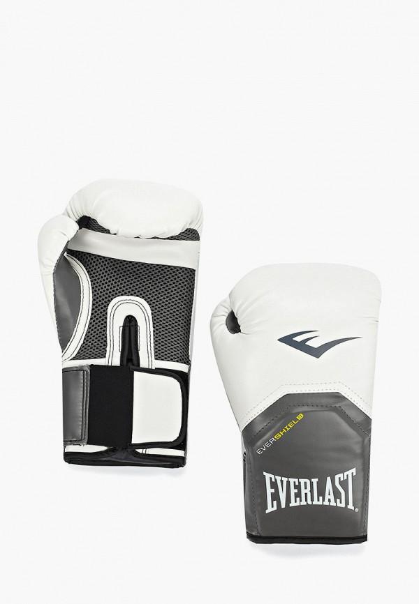 женские перчатки everlast, белые